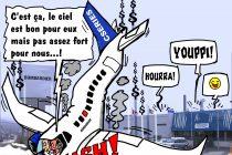 Dans la mire de Métyvié… une bonne nouvelle pour Bombardier Transport