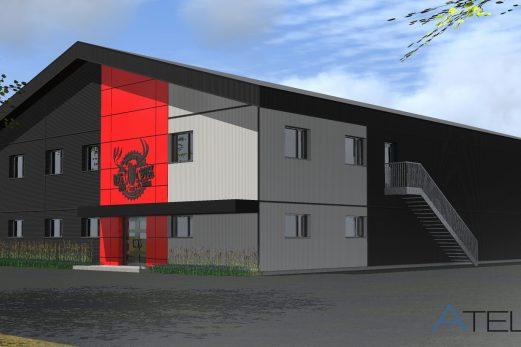 Ras L'Bock construira une usine de 2,3M$ à La Pocatière