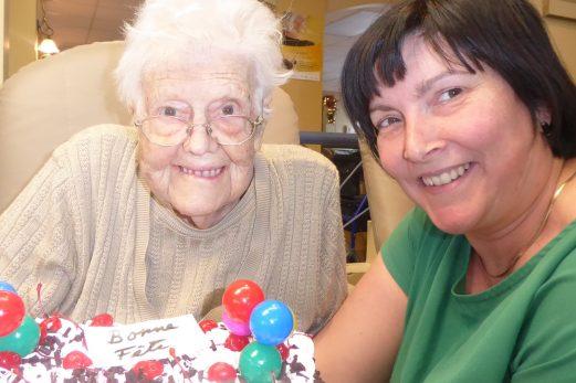 101 ans pour MmeRachelle Beaulieu