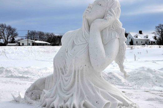 Une compétition internationale unique à la Fête d'hiver