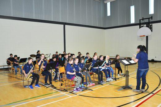 École Hudon-Ferland: L'harmonie plus que jamais au cœur de la culture musicale