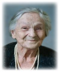 Aurore Caron Viel (1922-2018)
