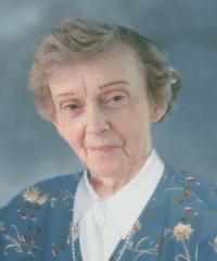 Rachel Lebrun (1928-2018)