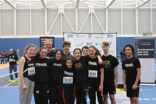 10 athlètes dépassent leurs attentes à Vaudreuil-Dorion