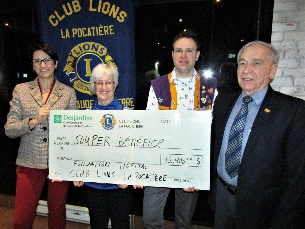 Souper Bénéfice du Club Lions