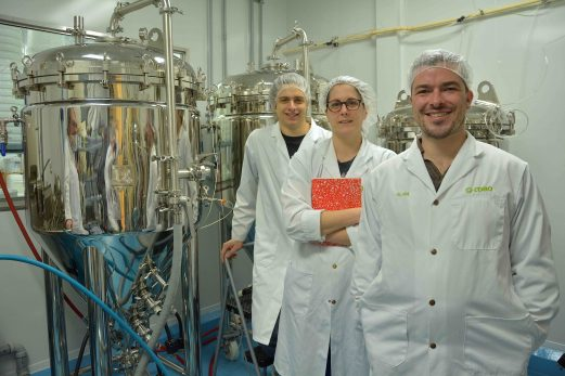Le Kamouraska brassicole en ébullition : Le Labo et l'art de savoir innover