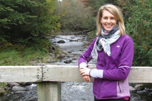 Mélanie Michaud en Rose trip l'automne prochain