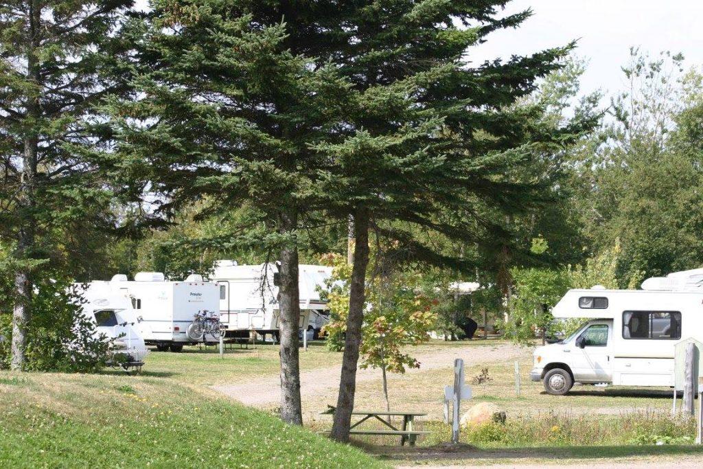 Projets d'agrandissements au Camping de Rivière-Ouelle
